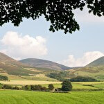 Photo of countryside in the Lake District.
