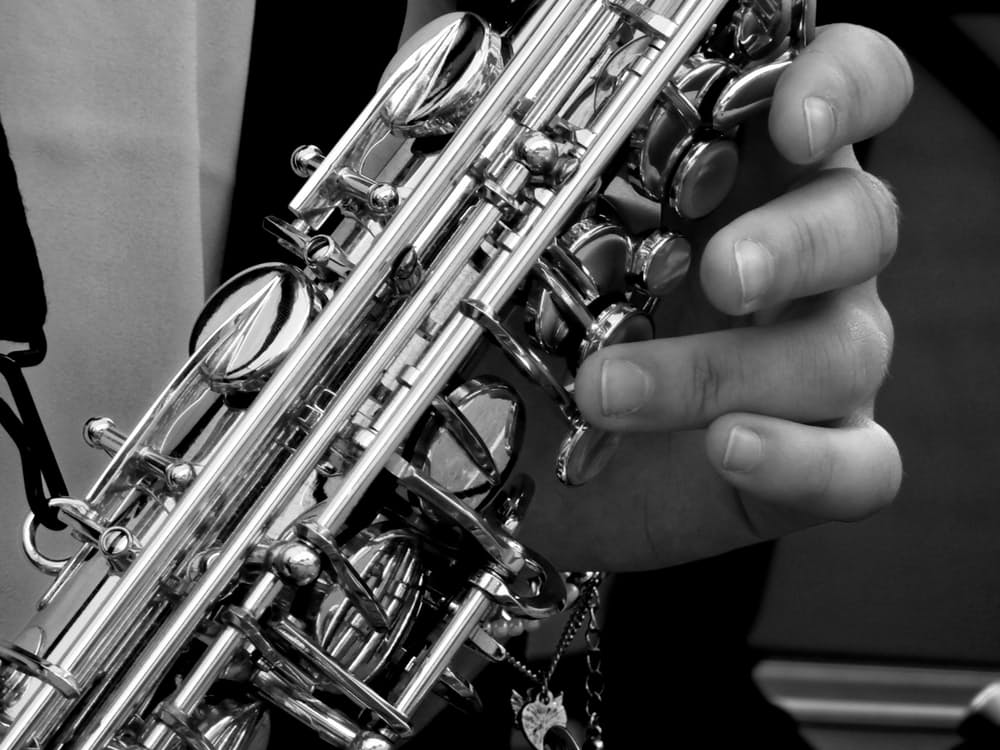 Saxophone - Valentine's Day in the Lakes with Mill House Cottages