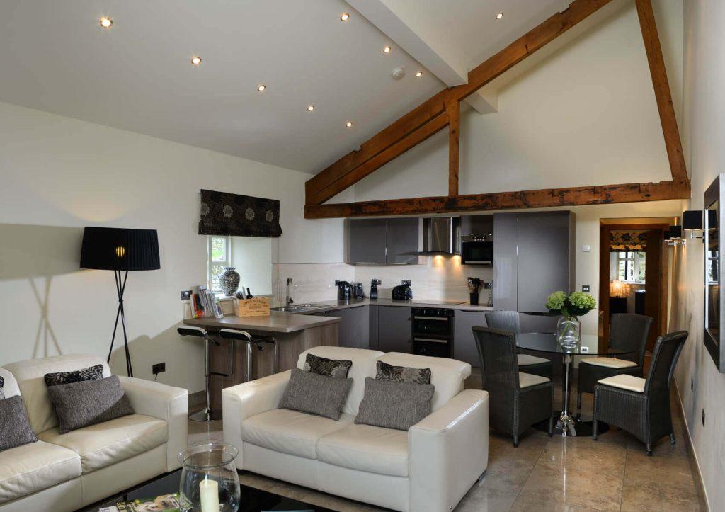 Beautiful cottage with modern interior, 2016 portfolio update.